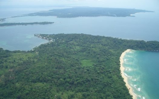 photo of a coastal real estate property for sale in Bastimentos PA-BO