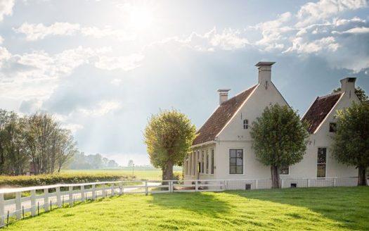 Farmhouse picture