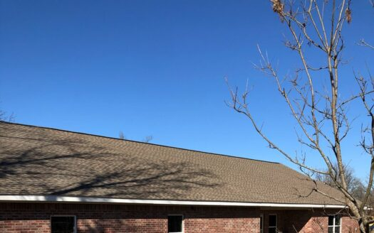 photo for a land for sale listing for Secluded Country Home For Sale in Kansas