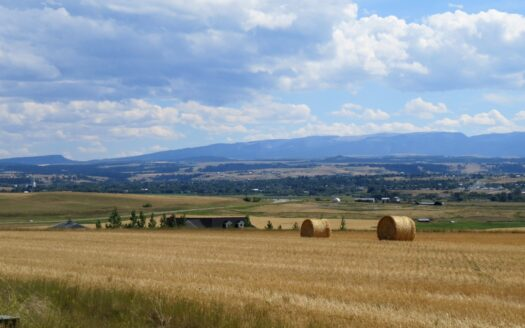 photo for a land for sale listing for Lewistown Montana Rural Country Home Lots Seller Financing