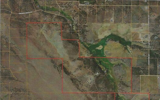 photo for a land for sale listing for Ranch For Sale Alturas CA Dry Land and Irrigated Farming