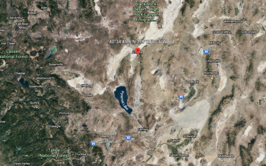 photo for a land for sale listing for Nevada Buildable Residential Land For Sale in Washoe County