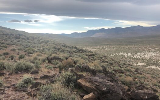photo for a land for sale listing for Buildable Nevada Land next to BLM For Sale Lyon County NV