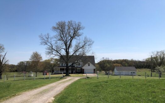 ranches for sale listing image for Country Home for Sale in South Central Missouri