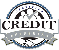 certified credit experts logo